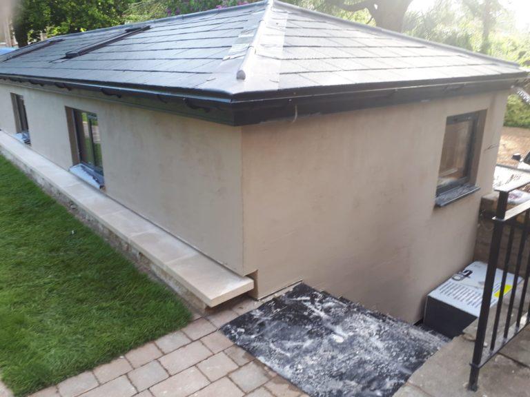 External Solid Wall Insulation | 25 Year Warranty